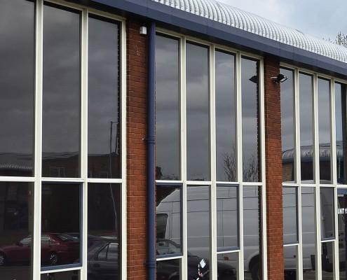 Former DeLonghi building, Wellingborough.