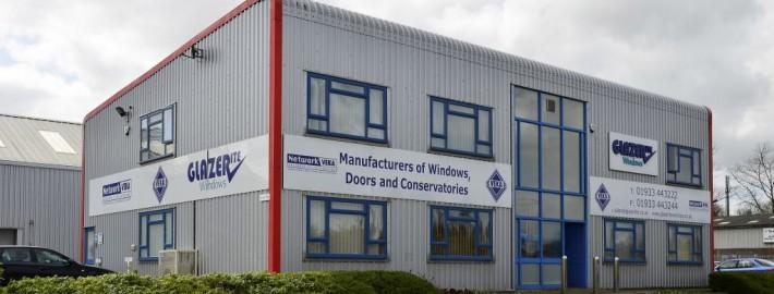 Glazerite Windows, Wellinborough
