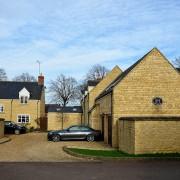 Stone Cottages Higham Ferrers