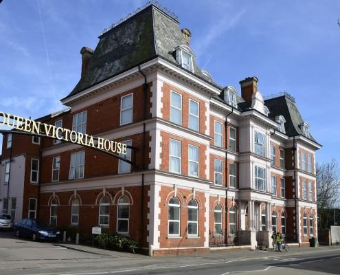 Queen Victoria House, Rushden.