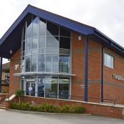 Tingdene offices, Wellingborough.